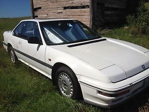 1988 Honda Prelude Coupe Mullumbimby Byron Area Preview