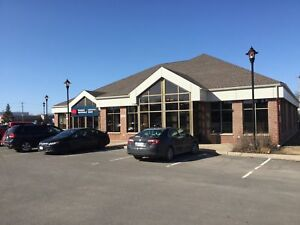 For Lease Prime Location Office/Retail Space Moncton