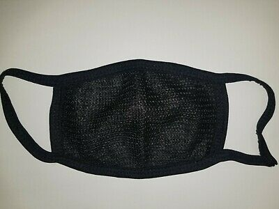 Face mask reusable cooling mesh style, easy to breathe/ wear, and washable!