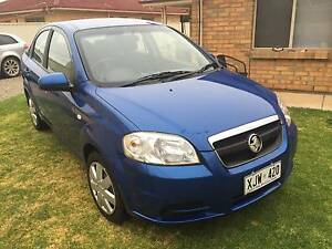 2006 Holden Barina Sedan Balaklava Wakefield Area Preview