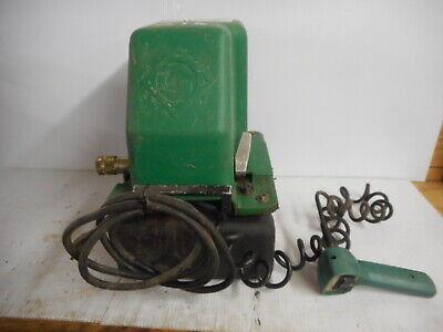 Greenlee 975 Hydraulic Power Pump