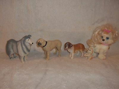 Puppy Dog Cake Topper Or Toy Figure