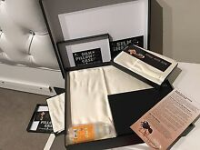 (King Single) 100% Pure Silk Charmeuse Sheet Set Narraweena Manly Area Preview