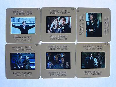 Hear My Song (1991) 35mm Movie Slides Stills Lot of 6 Dunbar Hootkins Beatty ++