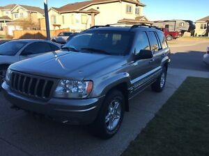 1999 4X4 JEEP GRAND CHEROKEE LIMITED
