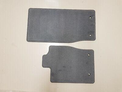 Metallhalter Fußmatten JAGUAR XKR X150 Original Qualität Velours Automatten