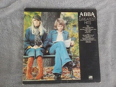 Abba - Greatest Hits - 1976 - Atlantic SD 18189  VG+