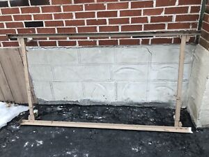 Metal Bed Frame Twin Size