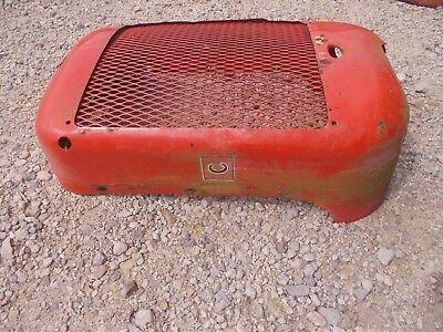 Allis Chalmers C Tractor Original Factory Ac Front Nose Cone Grill Wscreen Kk