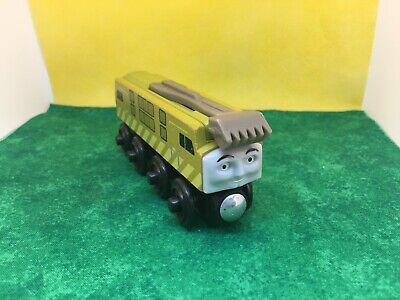 Smiling Diesel 10 - THOMAS & FRIENDS TRAIN ENGINE WOODEN RAILWAY WOOD