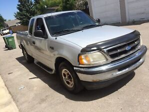 198 km Ford f150xl  model 1997