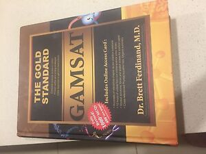GAMSAT The Gold Standard Book 5th edition St Lucia Brisbane South West Preview