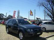 2010 Ford Territory SUV TX SY MKII RWD 7 Seat Wagon Country Car Orange Orange Area Preview