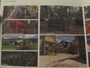 Paintball tickets Elizabeth North Playford Area Preview