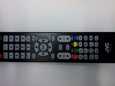 GENUINE JVC TV REMOTE CONTROL RM-C3128
