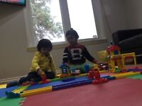 In home Organic Daycare