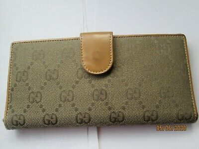 Genuine Vintage Gucci Purse/Wallet