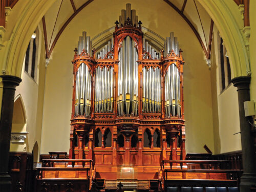 Scots Pipe Organ Samples by Inspired Acoustics