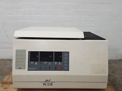 Alc Pk 121r Centrifuge Refrigerated Benchtop Centrifuge Lab