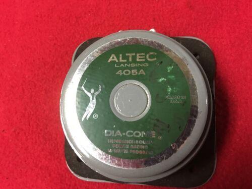 Vintage Original Altec 405A Dia-Cone Speaker