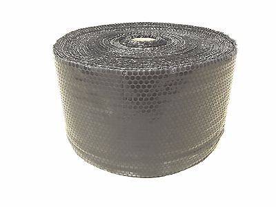 Zv 316 X 12 X 700 700ft Small Black Bubble Padding Cushioning Wrap Roll