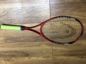 Tennis racquet-carbon and tennis bag for 2 racquets