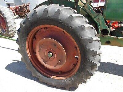 14.9 X 38 Firestone At F151 Field Road 97 Tread Tire Oliver 88 77 Tractor Rim