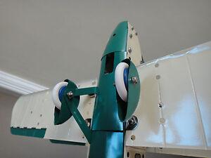 Reproduction Meccano Constructor Aero Plane Tyres