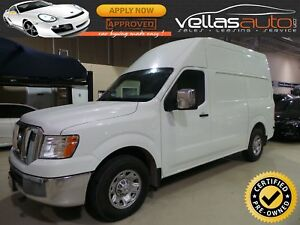 2017 Nissan NV Cargo NV3500 HD SV V8| HIGHROOF| NAVIGATION| R...