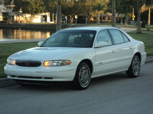 2000 Buick Century Limited Super Low Miles Non Smoker One Owner Clean No Reserve Used Buick