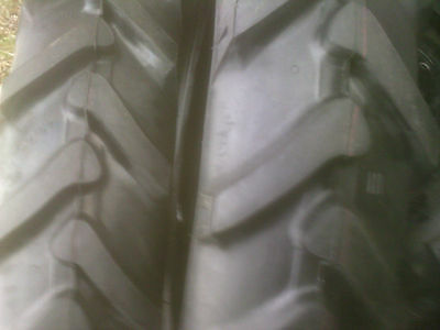 Two 7x14 7-14 Carlisle 6 Ply Farm Ag Tractor R1 Tires Mini Truck Mower Traction