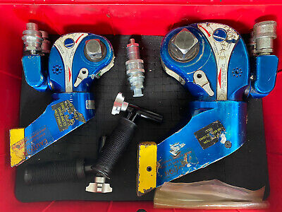 Hytorc Hy-3mxt Hydraulic Torque Wrench 1 Inch Hytorc Hy-1mxt 34 Drive