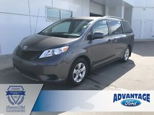 2013 Toyota Sienna 4 New Tires One Owner