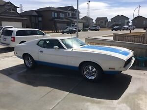 1972 Limited Edition Olympic Sprint Mustang