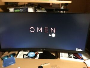 "HP OMEN 35"" Gaming Monitor"