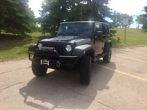 Jeep Wrangler Limited Mountain Edition