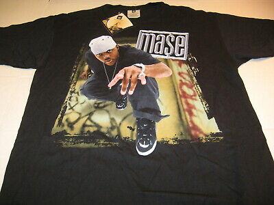 MASE Authentic Vintage 1999 Rap Hip Hop Rapper Winterland T-Shirt New! NWT LARGE