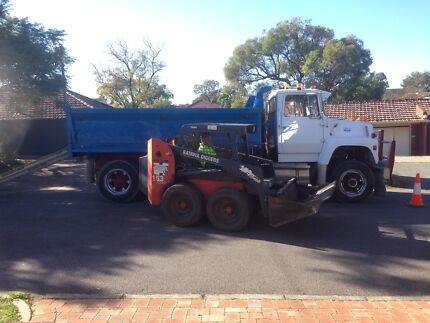 Bobcat & Truck Services & Demolition  (FREE QUOTES)  Wanneroo Wanneroo Area Preview