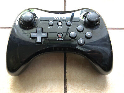 Nintendo Wii U Wireless Pro Controller WUP-005 Classic Official OEM Genuine