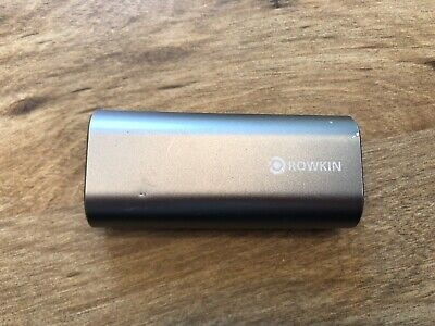 Rowkin Bit Charge Bluetooth Stereo Earbuds & Portable Charger AS-IS