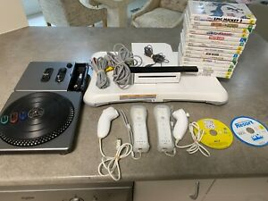 Massive Wii console bundle