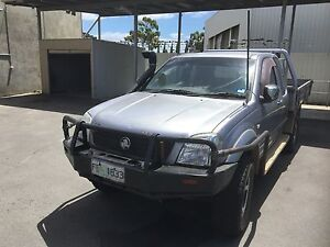 2005 Holden Rodeo Ute Derwent Park Glenorchy Area Preview