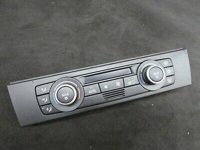 ORIG BMW 3ER E90 E91 E92 E93 1ER E81 E82 E87 BEDIENTEIL KLIMAAUTOMATIK 9199260
