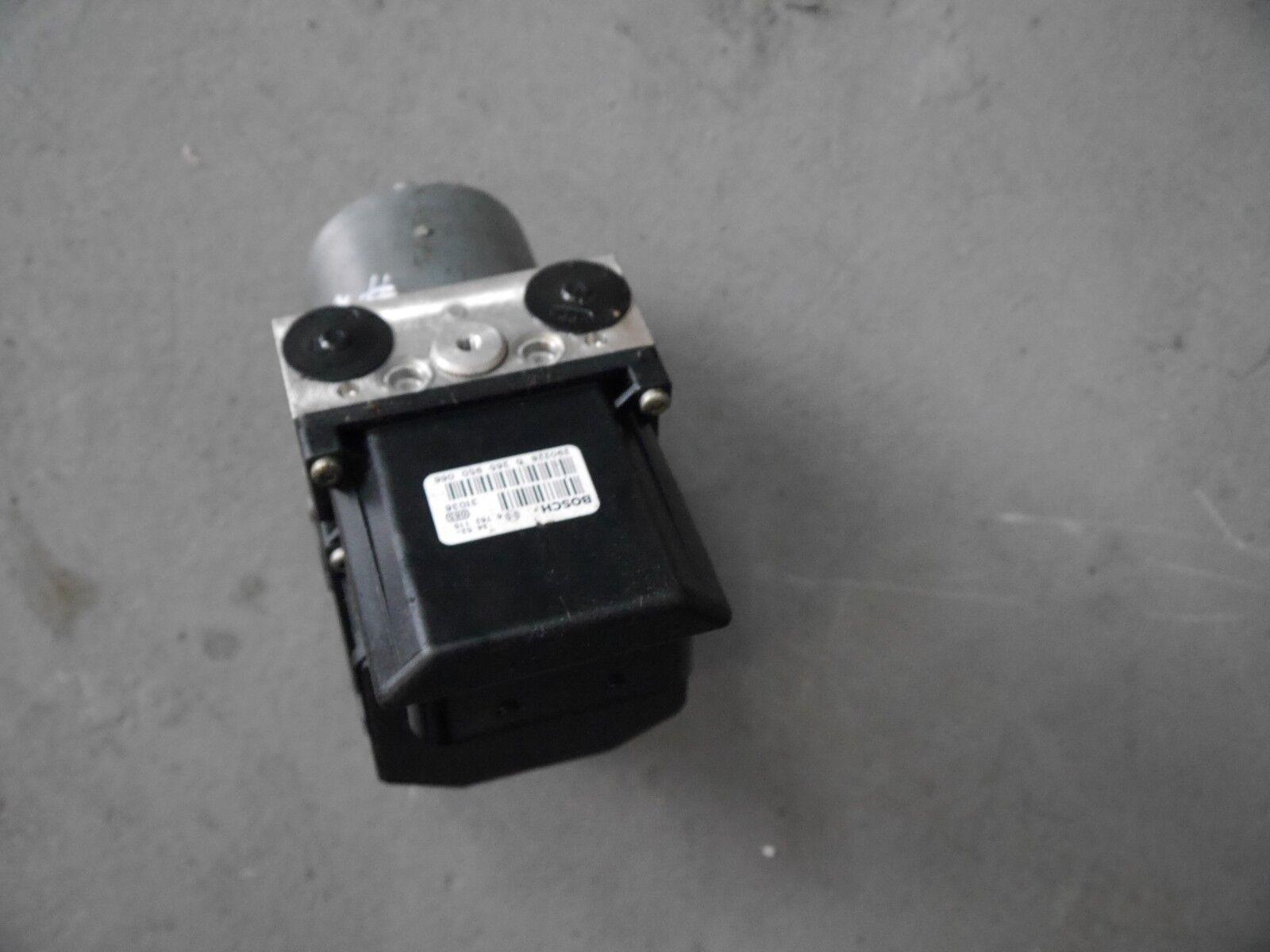 BMW 3er E46 ABS Block Hydroaggregat ASC Steuergerät 6751767 6751768 Ate