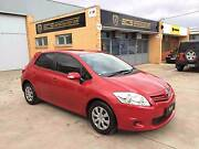 2012 Toyota Corolla ASCENT Hatchback AUTO FULL SERVICE HISTORY Hindmarsh Charles Sturt Area Preview