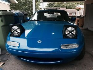 Miata 1.6 1990 super clean