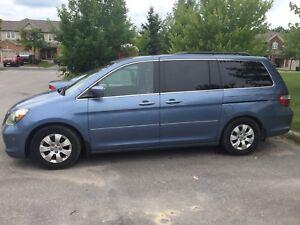 2007 Honda Odyssey - AS IS