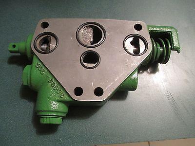 New John Deere 55 95 105 Combine Hydraulic Control Valve Ah61957 Ah20708 300002