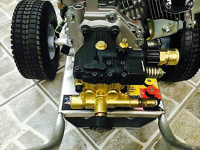Pressure Washer Pump Horizontal Owner S Guide To