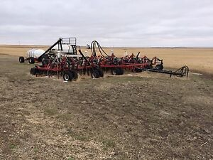 Concord Air Drill with Bourgault tank